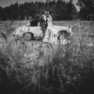 Een Porsche 356 huren op je trouwdag