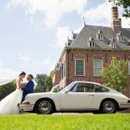 Een Porsche 911 huren op je trouwdag?