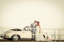 Porsche 356 cabrio trouwdag huren