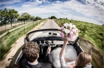 Porsche 356 huren op je trouwdag